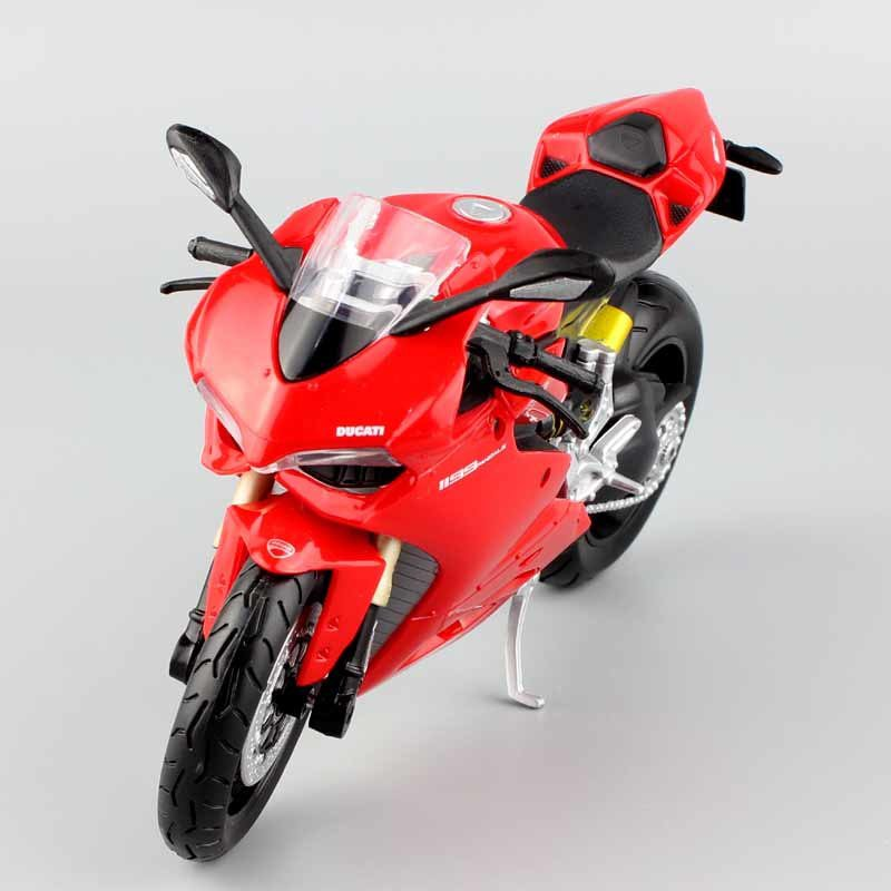 Maisto children 1199 Panigale R 1:12 Die Cast Metal Motorcycle Model Miniature Loquatee