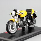 Child Sport Yellow 1:18 Die Cast Metal Motorcycle Model Miniature Maisto