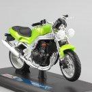 1998 TRIUMPH SPEED TRIPLE T509 1:18 Die Cast Metal Motorcycle Model Miniature Maisto