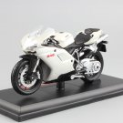 Ducati Superbike 848 EVO  1:18 Die Cast Metal Motorcycle Model Miniature Maisto
