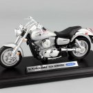 Kawasaki VN Vulcan 2002 1:18 Die Cast Metal Motorcycle Model Miniature