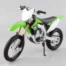 KAWASAKI KX450F 1:12 Die Cast Metal Motorcycle Model Miniature