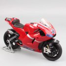 Casey Stoner Ducati Desmosedici GP10 1:12 Die Cast Metal Motorcycle Model Miniature Moto GP