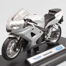 Triumph Daytona 600S 1:18 Die Cast Metal Motorcycle Model Miniature