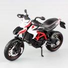 Ducati Hypermotaro 1100 EVO SP 1:12 Die Cast Metal Motorcycle Model Miniature