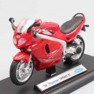 Triumph Sprint ST 1:18 Die Cast Metal Motorcycle Model Miniature