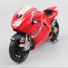 Marco Melandri Ducati Newray GP8 1:12 Die Cast Metal Motorcycle Model Miniature Moto GP