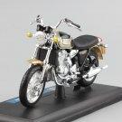Triumph Thunder Bird 900 Classic 1:18 Die Cast Metal Motorcycle Model Miniature