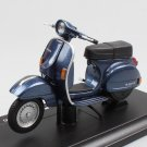Piaggio Vespa P150X 1:18 Die Cast Metal Motorcycle Model Miniature