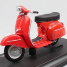 Piaggio Vespa GTR 1968 1:18 Die Cast Metal Motorcycle Model Miniature