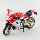 MV Agusta F3 Serie Oro 1:12 Die Cast Metal Motorcycle Model Miniature