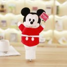 Mickey Mouse Disney Plush Toys Boy or Girl Gift Birthday Cute Doll Handcuffs Hand Puppet