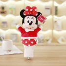 Minnie Mouse Disney Plush Toys Boy or Girl Gift Birthday Cute Doll Handcuffs Hand Puppet