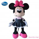 Minnie Mouse Disney Denim Jeans 48cm Mickey Mouse Boy or Girl Gift Birthday Cute Doll Plush Toys