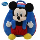 Mickey Mouse Disney Backpack Bag 27cm Mickey Mouse Boy or Girl Gift Birthday Cute Doll Plush Toys