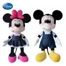 Mickey and Minnie Mouse Disney Denim Jeans 44cm Boy or Girl Gift Birthday Cute Doll Plush Toys