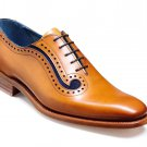 Handmade Men Brown Creative Design Shoes Fashion Dress Wedding Party Dress Shoe