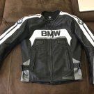 BMW Motorcycle Leather Jacket Motorbike Sports Racing Leather Jacket CE Armors