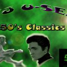 50's Classics Music Videos DVDs * Vols. 1 - 3 ** Little Richard Chuck Berry Elvis **