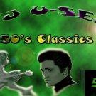 50's Classics Music Videos DVD * Volume 1 * Elvis Buddy Holly Chuck Berry Bill Haley