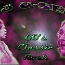 60's Classics Music Videos DVD * Vols. 1 - 3 * Beatles Dylan Hendrix Stones Doors