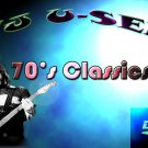 70's Classics Music Videos DVD * Vols. 1 - 6 * Grateful Dead Pink Floyd Black Sabbath