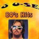 80's Classics Music Videos DVD * Volume 1 * Clapton Metallica Dire Straits Michael Jackson