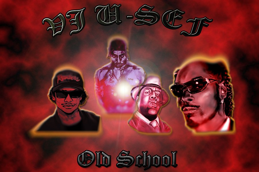 90's Old School Hip-Hop Music Videos DVDs * Vols. 1 - 9 * Snoop Dre Eazy Scarface Bone Thugs