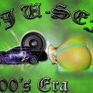 2000's Era Hip-Hop Music Videos DVD * Volume 8 * Bun B Game Snoop Big Tymers