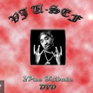 2Pac Tribute DVD * 2.5 Hr Runtime * Tupac Shakur * Hip-Hop Music Videos