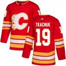 Men's Calgary Flames #19 Matthew Tkachuk Red Alternate Stitched Jersey