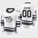 2019 NHL All-Star Men'S Predators Custom Game Parley Jersey White