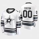 2019 NHL All-Star Men'S Stars Custom Game Parley Jersey White