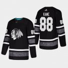 2019 NHL All-Star Men'S Blackhawks Patrick Kane Game Parley Game Jersey Black