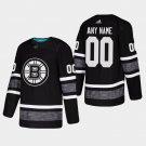 2019 NHL All-Star Men'S Bruins Custom Game Parley Game Jersey Black