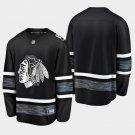 2019 NHL All-Star Chicago Blackhawks Game Parley Black Jersey