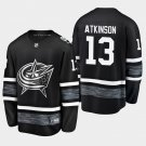 2019 NHL All-Star Columbus Blue Jackets #13 Cam Atkinson Game Parley Black Jersey