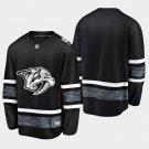 2019 NHL All-Star Nashville Predators Game Parley Black Jersey