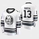 2019 NHL All-Star New York Islanders #13 Mathew Barzal Game Parley White Jersey