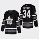 2019 NHL All-Star Toronto Maple Leafs #34 Auston Matthews All-Star Game Parley Game Black Jersey