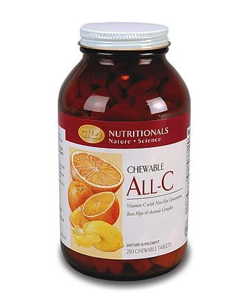 All-C (chewable) single (250 tablets)