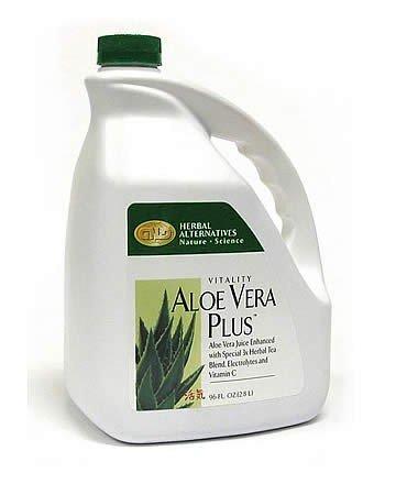Aloe Vera Plus Family Size 96 Fluid Oz (single)