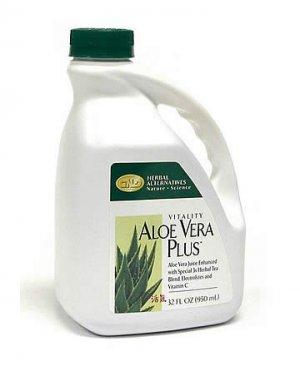 Aloe Vera Plus-Qt 32 fluid Oz (single)