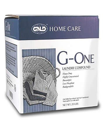 G-One Laundry Compound (20lbs) single