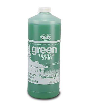 Green, qt (single)