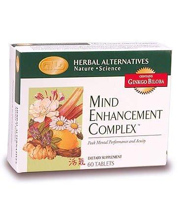 Mind Enhancement Complex (60 tablets) single