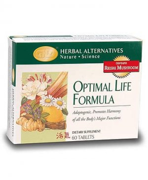 Optimal Life Formula (60 tablets) case Qty.6