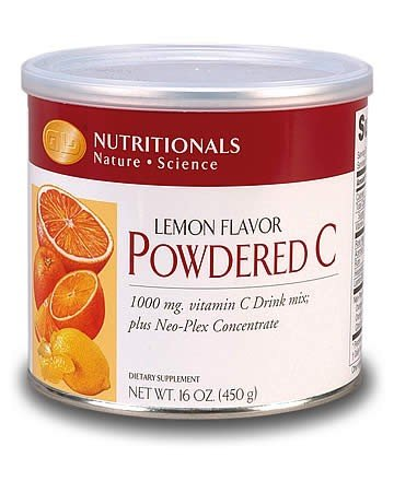 Powdered C (1lb) single