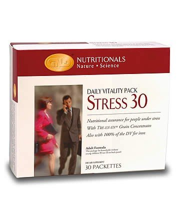 Stress 30 with Formula IV Plus (30 packets) case Qty.6