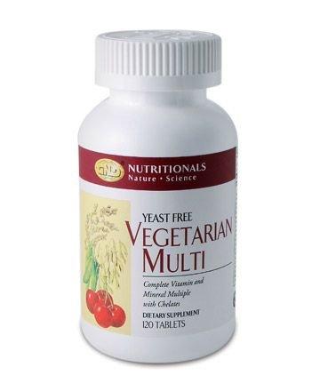 Vegetarian Multi (120 tablets) single